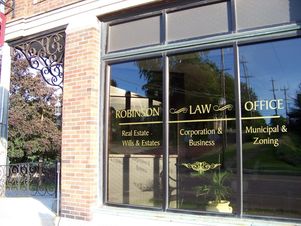 Robinson Law Office, PLLC - Jamestown NY